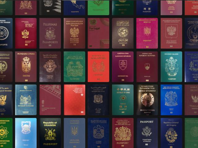 Перевірте, де ви можете подорожувати безвізовим з цим сайтом рейтингу паспортів