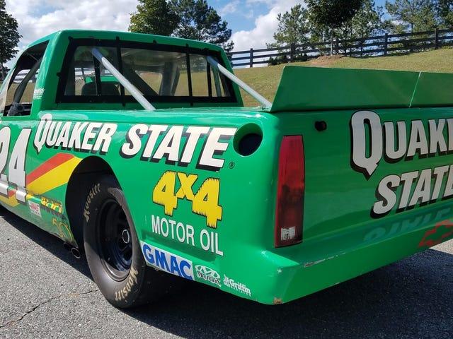 誰かがこのNASCAR Race Truckを購入するのをやめる