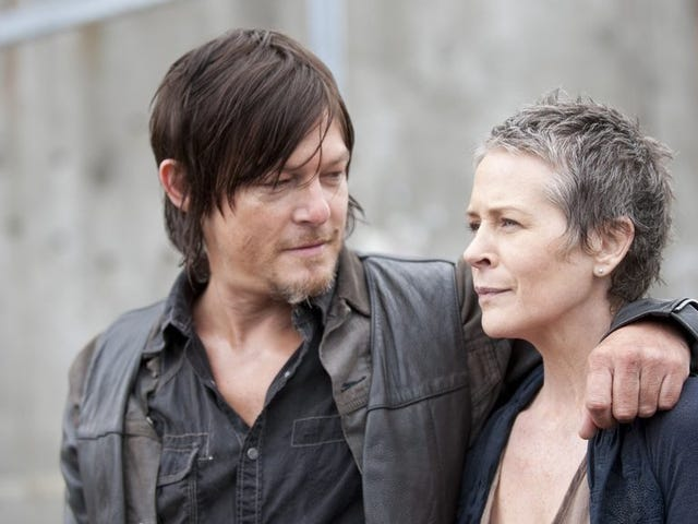 Here's Why The Walking Dead's Carol and Daryl Ship Is More Alive Than Ever