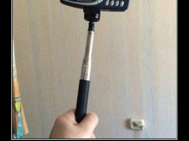 Selfie-pinne
