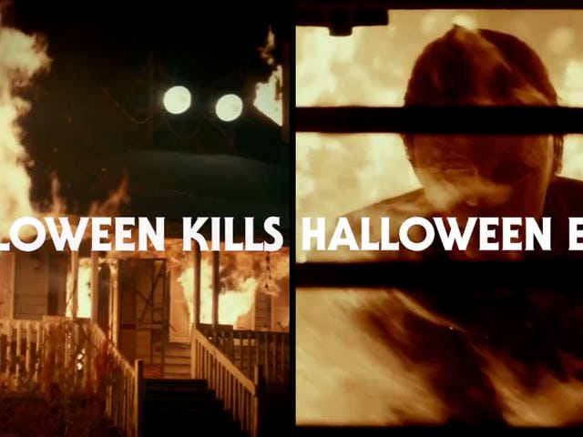 2 New Halloween Movies, Halloween Kills and Halloween Ends, Coming in 2020 and 2021