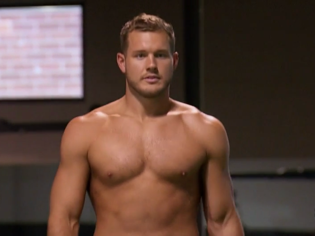 Watching the Virgin Sacrifice of Colton Underwood (the New Season of The Bachelor)
