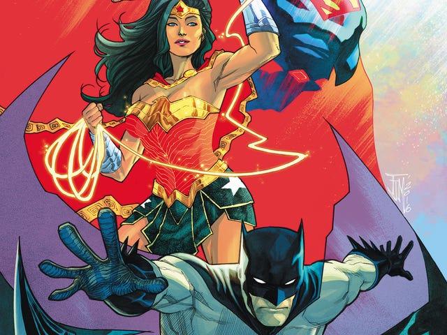 Exploring DC Rebirth: Trinity by Francis Manapul