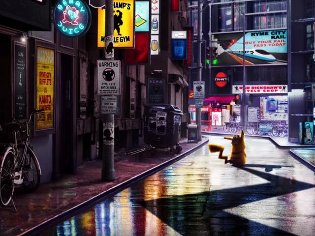 <i>Detective Pikachu</i> on hyvä elokuva