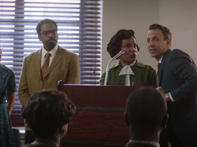 """Amber Ruffin (і Seth Meyers) вирішують расизм у трейлері для приманки """"Оскар"""", White Savior"""