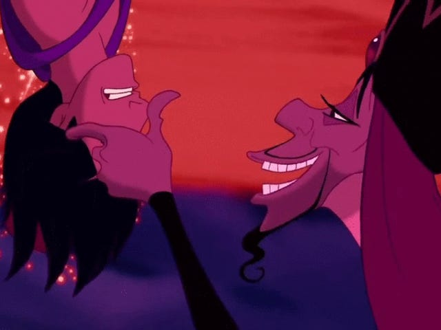 Goodbye Gizmodo: These Are The Hottest Disney Villains, By the Way