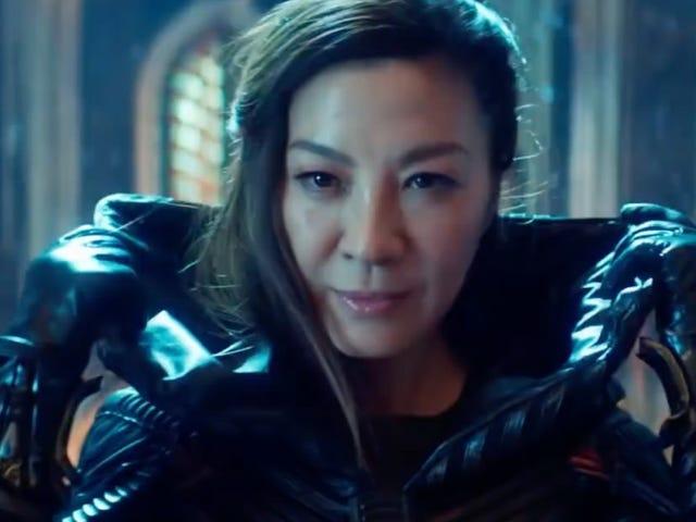 Michelle Yeoh de <i>Star Trek's</i> reprend un rôle dans les suites de James Cameron dans <i>Avatar</i>