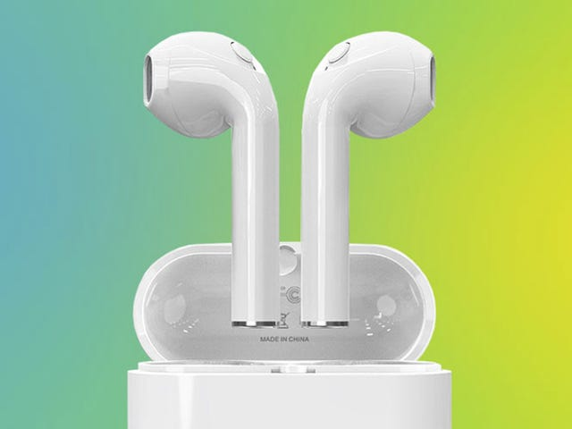 Get The Air Bud Wireless Bluetooth Earbuds For Just $20 (80% Off)