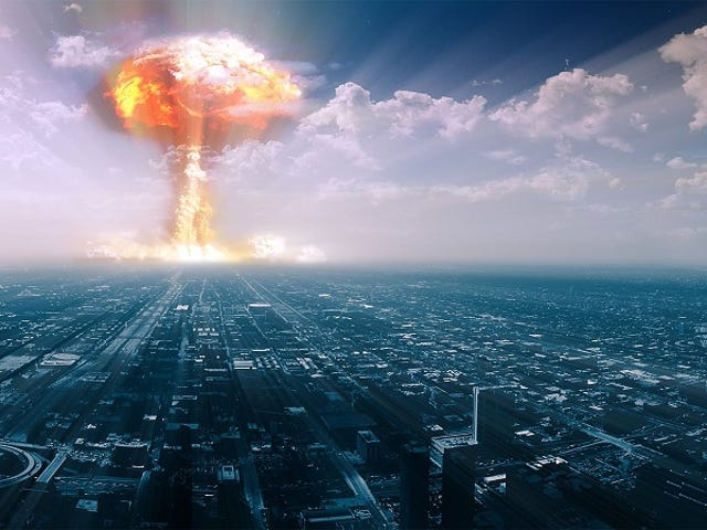 Where to Hide If a Nuclear Bomb Goes Off In Your Area