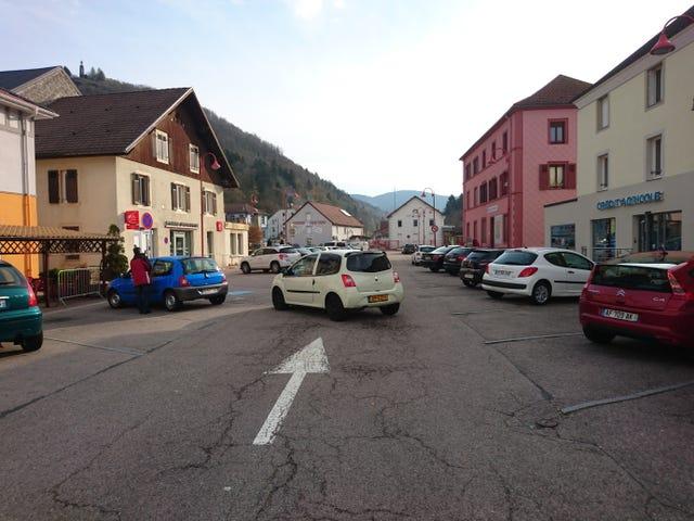 Europpo rallye - Team JDM Twingo