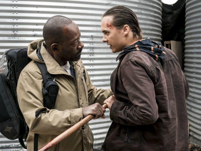 <i>Fear the Walking Dead</i> næsten ser ud som et helt nyt show i denne sæson Fire Trailer