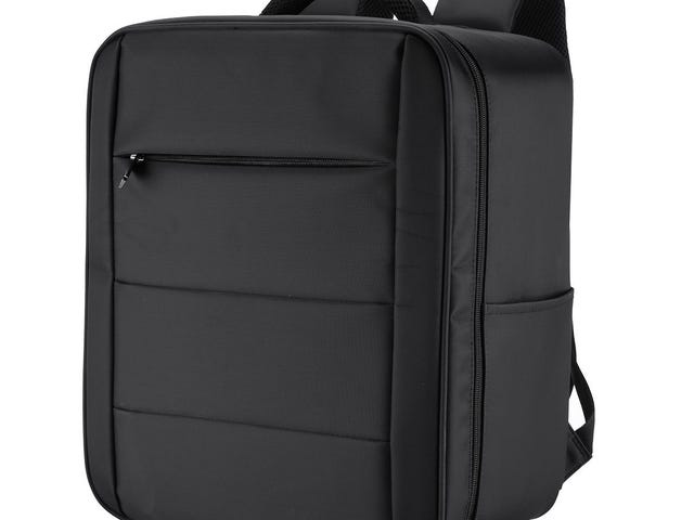 Powerextra  Waterproof Carrying Bag Cases Traveling Backpack for DJI 3 Professional $32 @Amazon