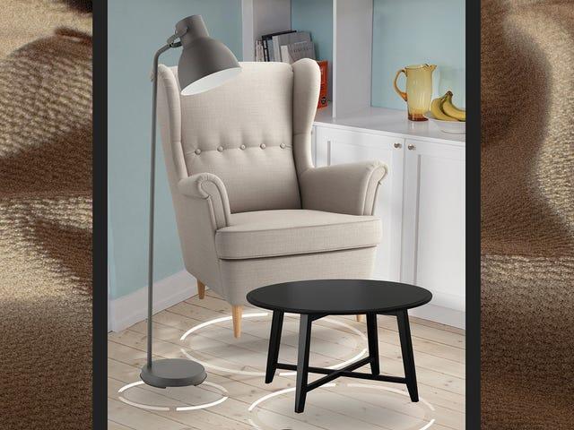 Η Ikea επεκτείνει την εφαρμογή της για την αύξηση της πραγματικότητας, σας επιτρέπει να γεμίσετε ένα ολόκληρο δωμάτιο με τις σουηδικές έπιπλα