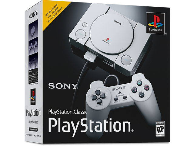 A lifelong fan guesses the remaining PlayStation Classic lineup. [UPDATE]