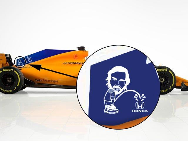 MCL33 McLaren-Renault