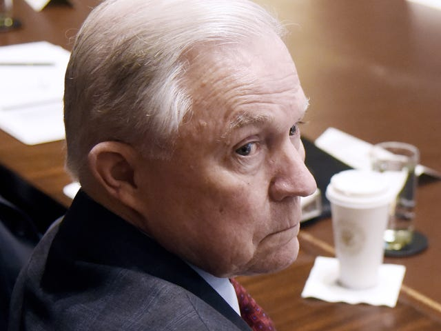 Jeff Sessions' Big Meeting on Big Tech Regulations Was Good for Everyone But Jeff Sessions