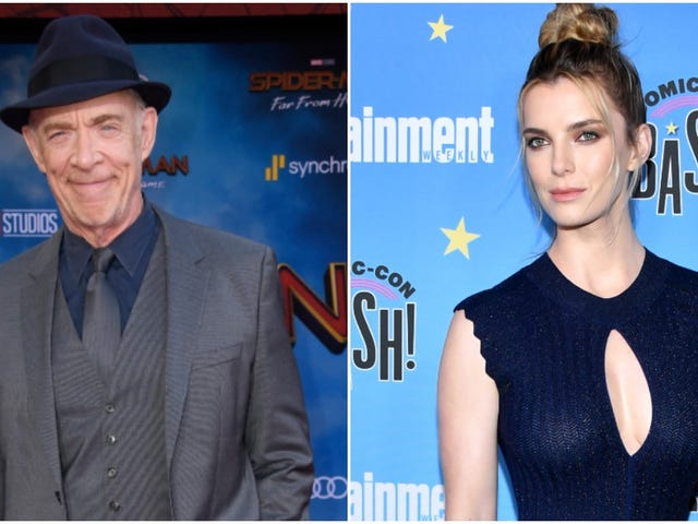 JK Simmons ja GLOW's Betty Gilpin nousevat Chris Pratt's Ghost Drawtiin