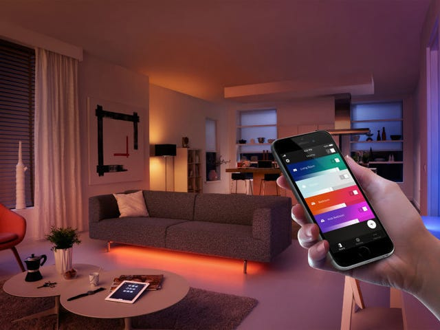 Amazon's Running Unprecedented Philips Hue Deals For Prime Day