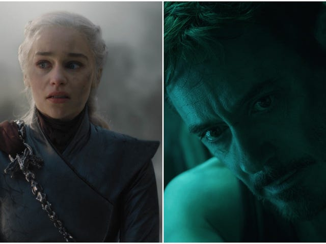 Endgame and Game Of Thrones were basically telling the same story, but only one nailed the ending