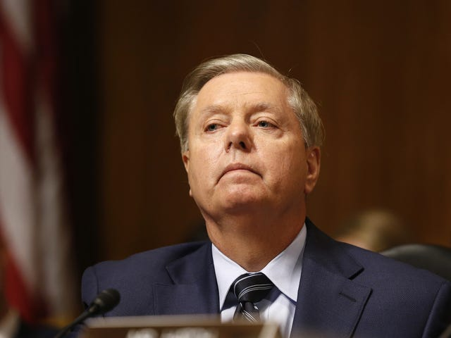 Fuck the Fuck Off Lindsey Graham, You Fucking Misogynist