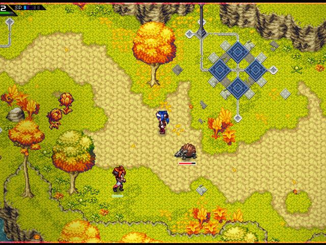 Ne manquez pas CrossCode, un excellent jeu d'action-RPG