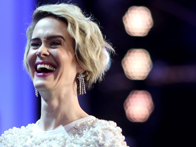 Sarah Paulson Is Not Here For Your Concerns About 'Cat Fights' While Filming Ocean's 8