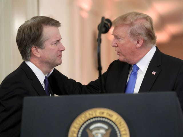 Did Supreme Court Justice Anthony Kennedy Negotiate His Replacement With Trump Before Retiring?