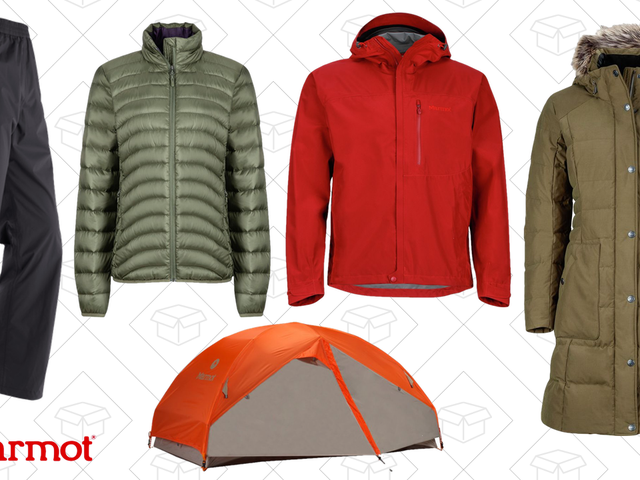 Backcountry Is Taking Up to 25% Off All Their Marmot Gear