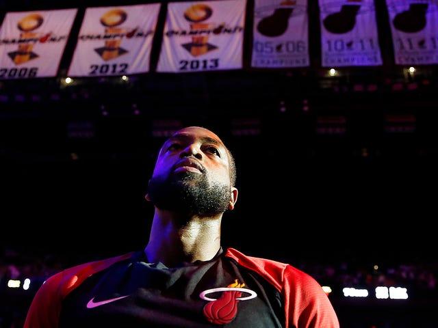 Dwyane Wade Will Always Be Miami's Favorite Son