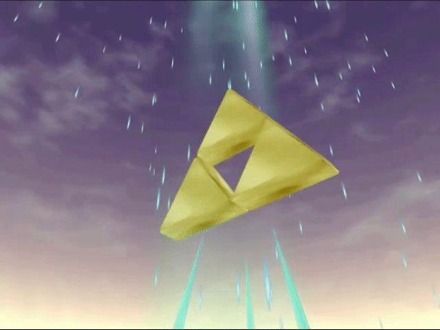 Quel momento in cui un giocatore ha ingannato tutti nel pensare di poter ottenere la Triforce in <i>Ocarina of Time</i>