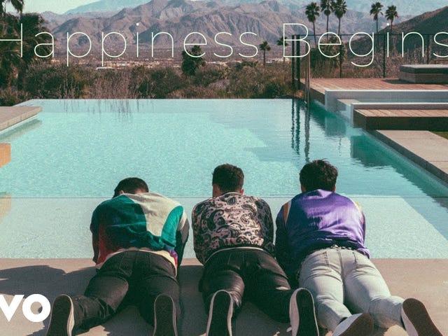 The Jonas Brothers Reunion był dobrym pomysłem po wszystkim