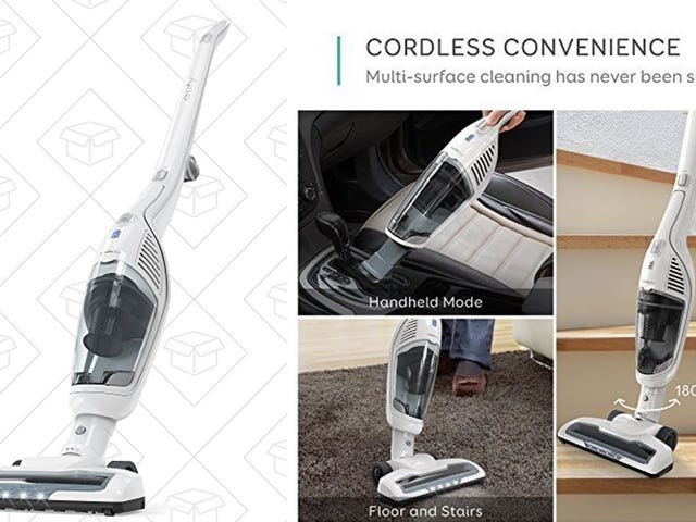 Anker's Cordless, Transforming Vacuum Has Never Been Cheaper