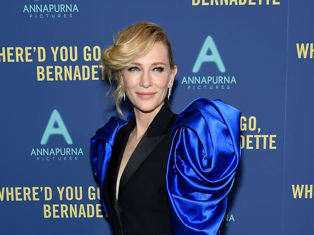 Cate Blanchett Just Wants to Retire, Read Proust, and Rest Her Bunions