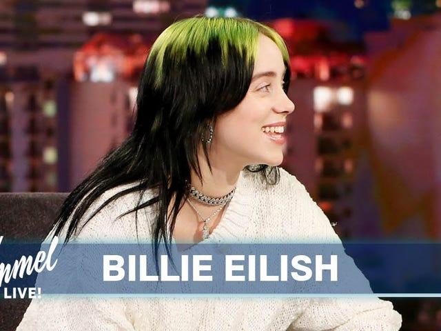 Wanna Feel Old?  Billie Eilish