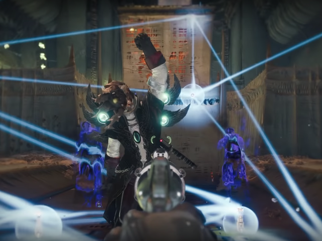 Destiny Dance Troupe Returns With Elaborate Halloween Routine
