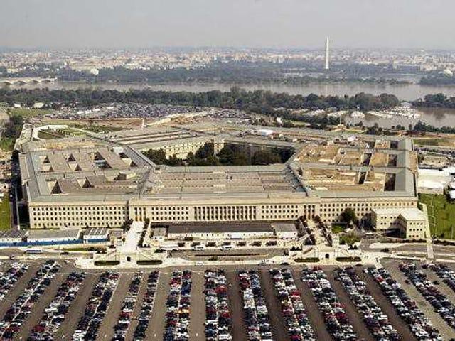 Pentagon Got $1 Billion to Fight Coronavirus, Bought Drones, Jet Parts, and Body Armor Instead: Report