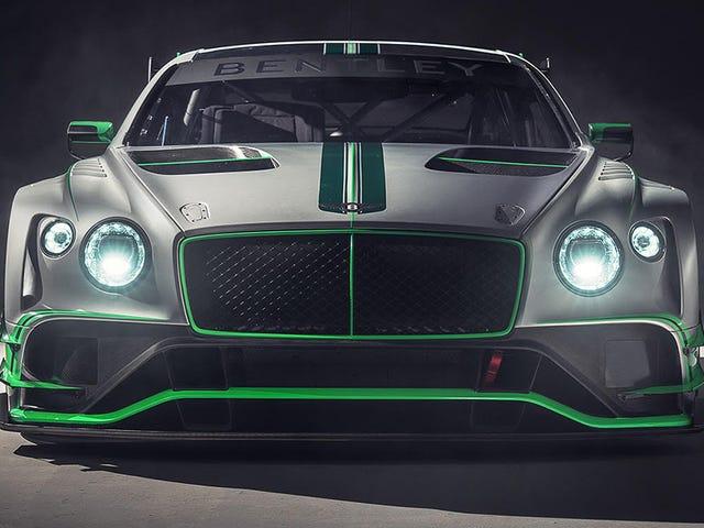 M-Sport avslöjar andra generationen Continental GT3
