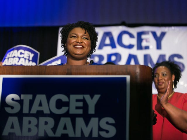 Stacey Abrams' Campaign Was the Hogwarts School for Black Girl Magic