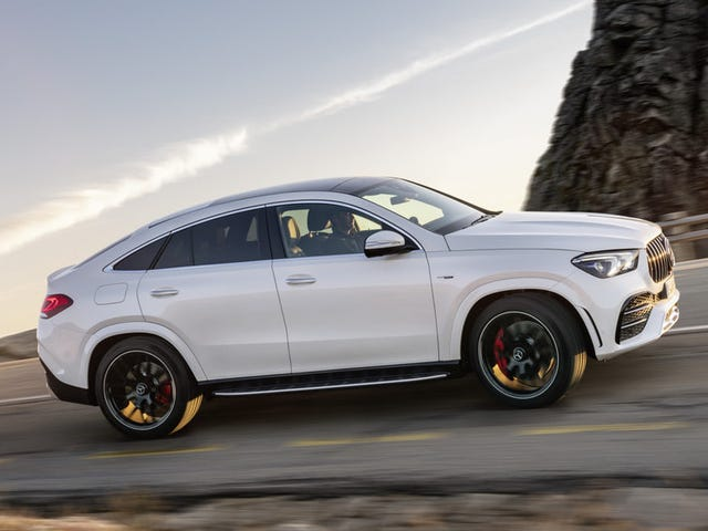 Tahniah kepada 2021 Mercedes-AMG GLE 53 Coupe, The New Ugliest Of All Crossover Coupes