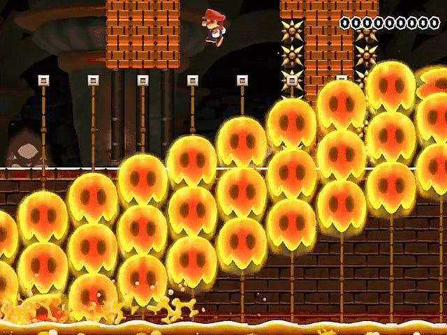 YouTuber recria novos recursos do Super Mario Maker 2 no Original Super Mario Maker