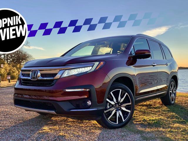 2019 Honda Pilot viser, hvor meget luksus du kan komme i en 'Normal' SUV