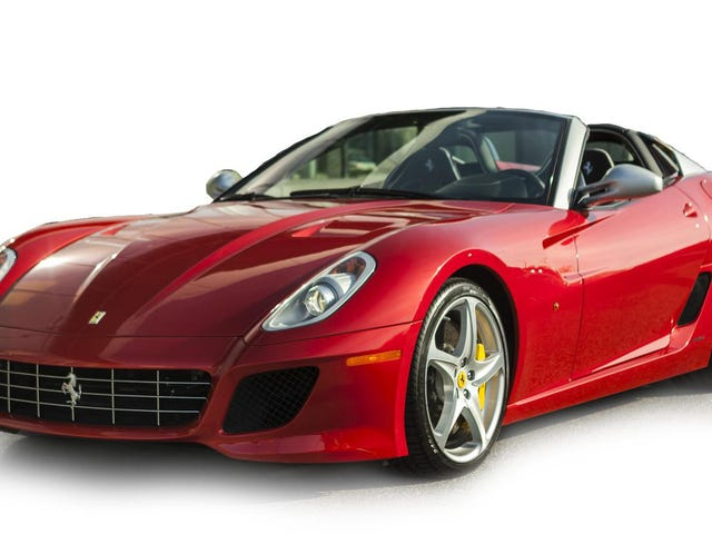 Lightly Used Ugly Ferrari For Sale