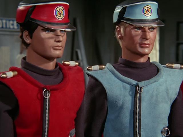 格里安德森的黑暗科幻惊悚大队血色正在获得光荣的高清还原