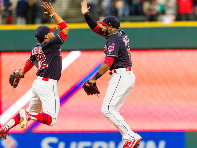 Cleveland Walks Off For 22nd straight win, vil aldrig tabe igen
