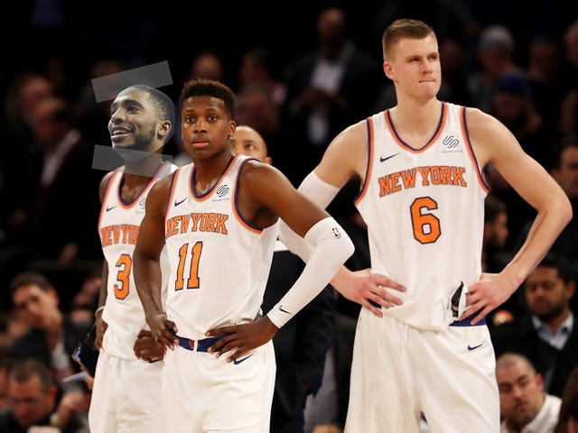 Maybe, Just Maybe, The Knicks Might Have A Functional Defense
