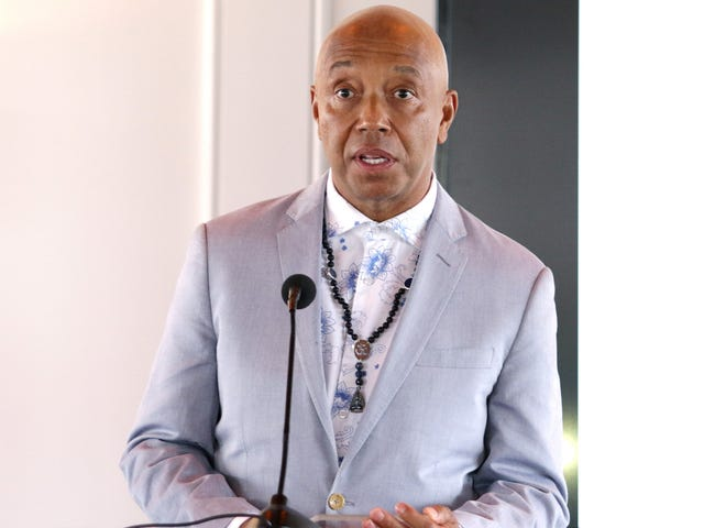 Russell Simmons Is Being Sued For $5 Million in New Rape Case