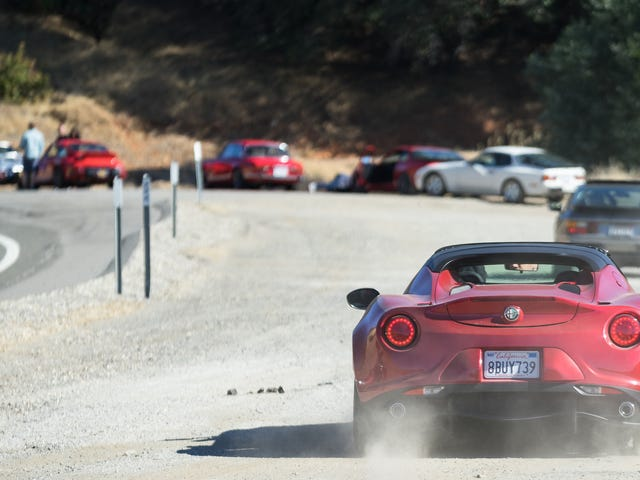 The Truly Analog Experience Of Coastal Range Rally North