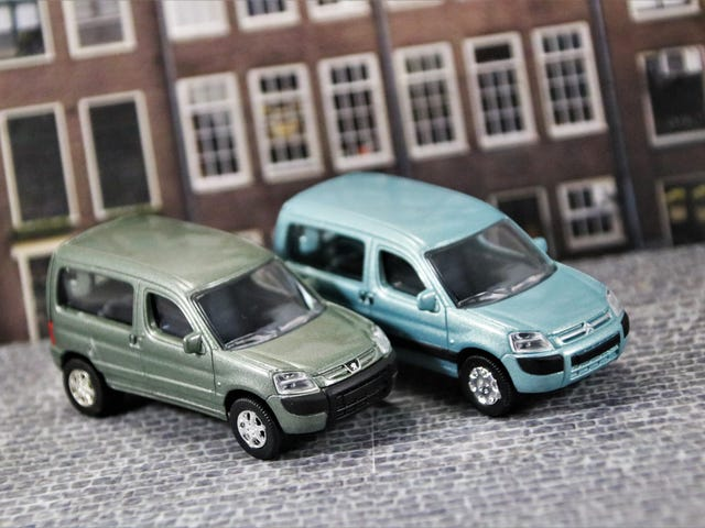 French Friday: Partnering with the Berlingo
