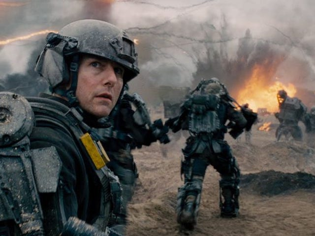 Last Call: Big ups to the under-appreciated Edge Of Tomorrow