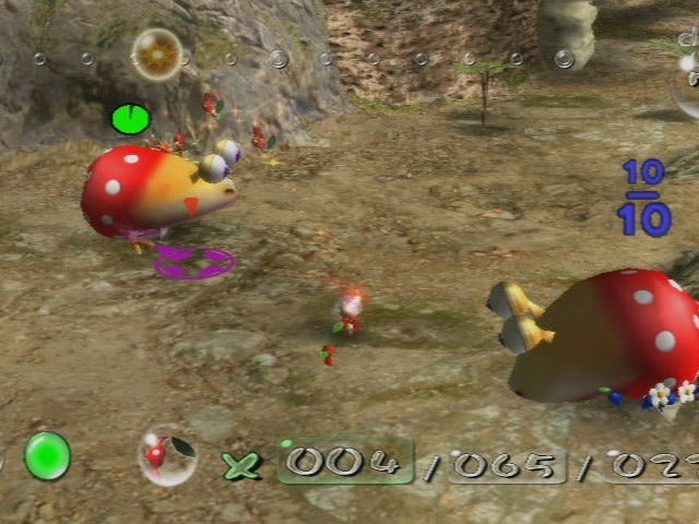 Revisiting Pikmin in a New Way